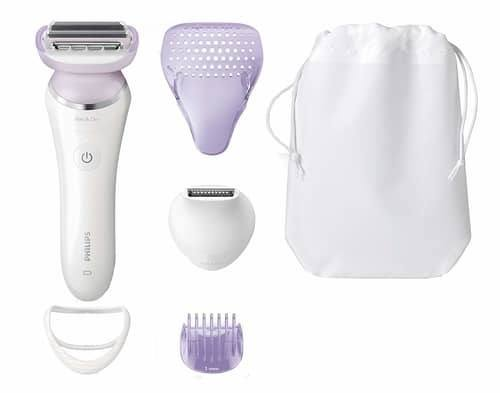 Philips SatinShave Prestige Wet & Dry Electric Lady Shaver