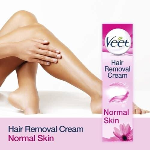 Veet Hair Removal Cream for Normal Skin