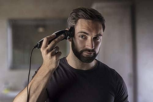 Wahl ChromePro Mains Hair Clipper Set
