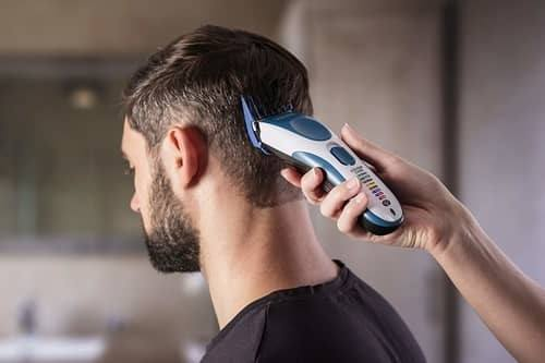Wahl Colour Pro Cordless Clipper Rear View