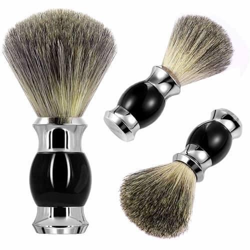GRUTTI Shaving Brush review