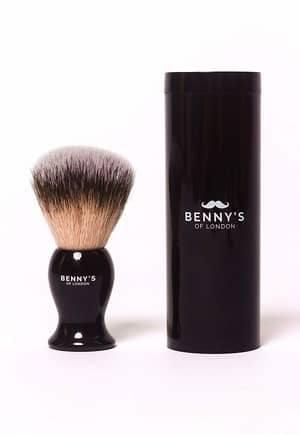 Mini Travel Shaving Brush review