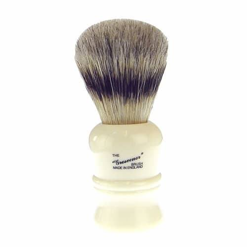 Progress Vulfix 404 Grosvenor Mixed Badger and Boar Bristle Shaving Brush review