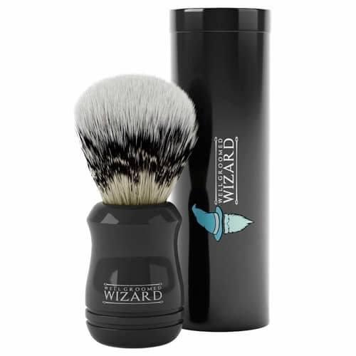 Well Groomed Wizard Shaving Brush review