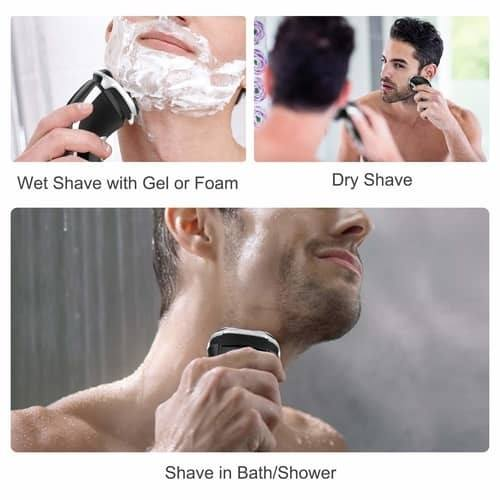Electric Razors Wet and Dry Reviews