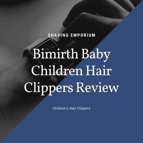 Bimirth Baby Children Hair Clippers Review