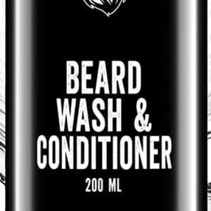 beard face wash review