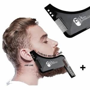 beard shaper styles