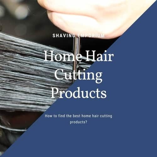 home hair cutting products