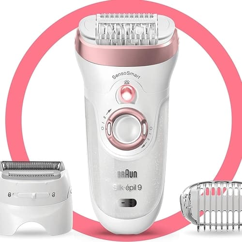 Braun Silk Epilator UK Reviews